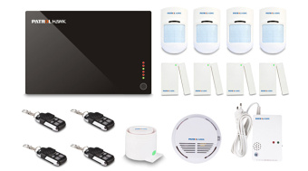 Wireless Burglar Alarm System G1E