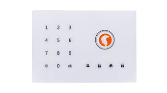 GSM Touch Keypad Alarm PH-G2