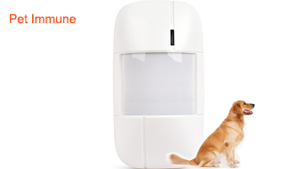 868/433 Mhz Pet Immune PIR Motion Sensor PH-818FCHW