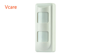 Wireless Outdoor Motion Sensor With Power Adapter